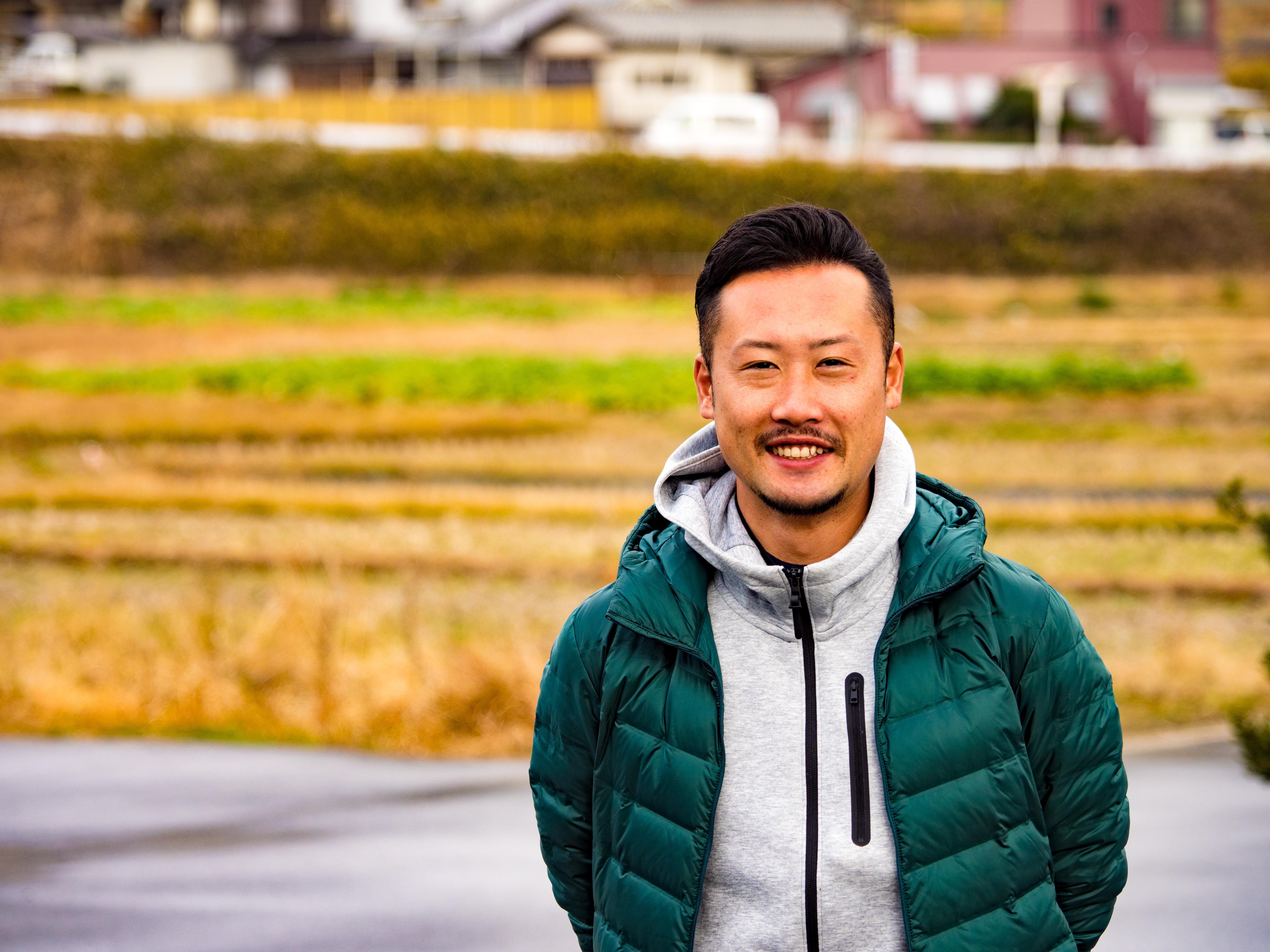 森上さん(加茂町)